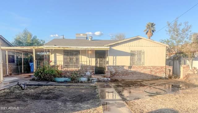 2250 E Garfield Street, Phoenix, AZ 85006 (MLS #6184437) :: Devor Real Estate Associates