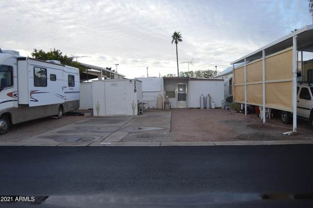 219 E Ocotillo Drive, Florence, AZ 85132 (MLS #6184456) :: Dave Fernandez Team | HomeSmart