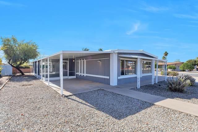 5807 E Arbor Avenue, Mesa, AZ 85206 (MLS #6184462) :: Maison DeBlanc Real Estate