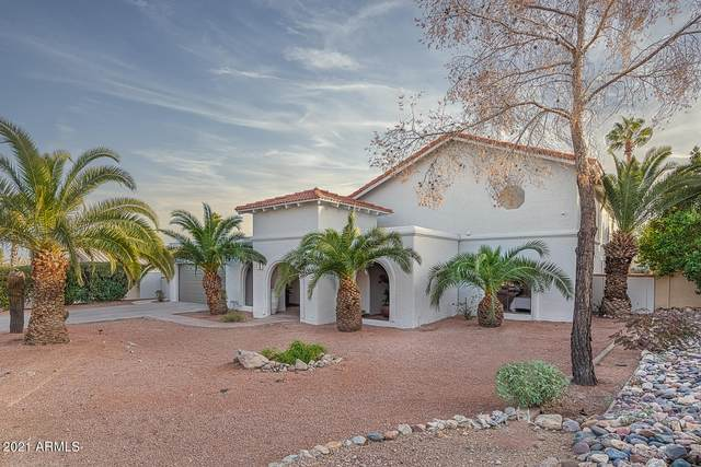 15447 E Palomino Boulevard, Fountain Hills, AZ 85268 (MLS #6184492) :: The Luna Team