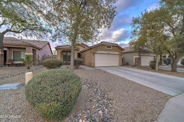 44811 W Paraiso Lane, Maricopa, AZ 85139 (MLS #6184494) :: Yost Realty Group at RE/MAX Casa Grande