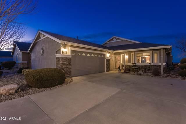 1376 Kwana Court, Prescott, AZ 86301 (MLS #6184497) :: Executive Realty Advisors