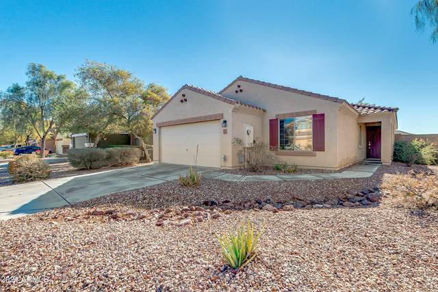 23715 W Bowker Street, Buckeye, AZ 85326 (MLS #6184504) :: Executive Realty Advisors