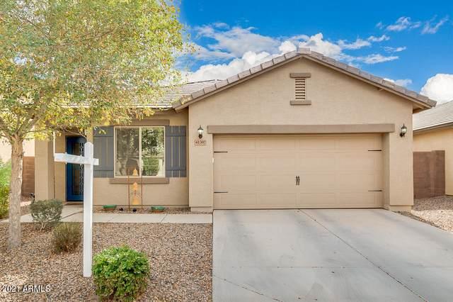 41387 W Lucera Lane, Maricopa, AZ 85138 (MLS #6184507) :: The Kurek Group