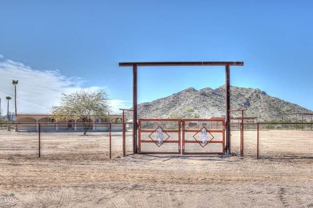 51190 W Jean Drive, Maricopa, AZ 85139 (MLS #6184525) :: Yost Realty Group at RE/MAX Casa Grande