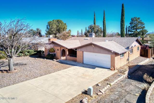 991 Palo Verde Drive, Sierra Vista, AZ 85635 (MLS #6184530) :: The Luna Team