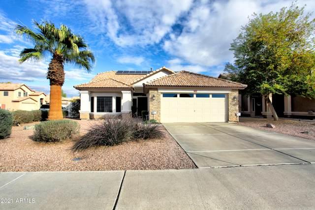 1295 S Riata Street, Gilbert, AZ 85296 (MLS #6184539) :: Kepple Real Estate Group
