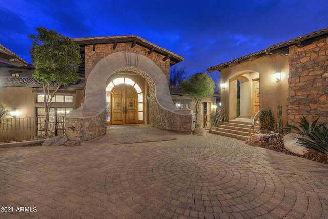10739 N Ventura Court, Fountain Hills, AZ 85268 (MLS #6184541) :: neXGen Real Estate