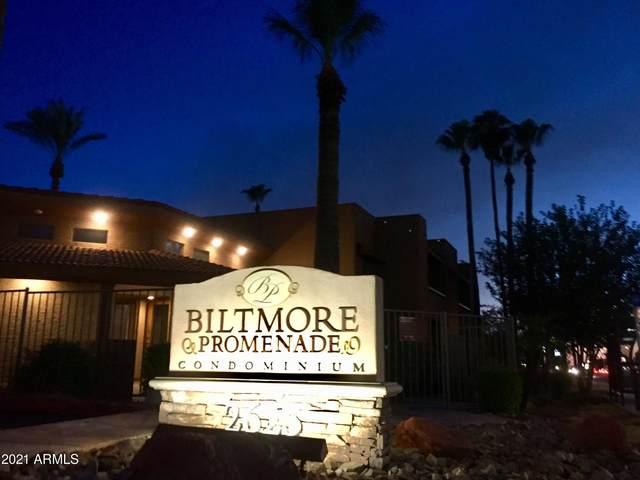 2625 E Indian School Road #133, Phoenix, AZ 85016 (MLS #6184564) :: Devor Real Estate Associates