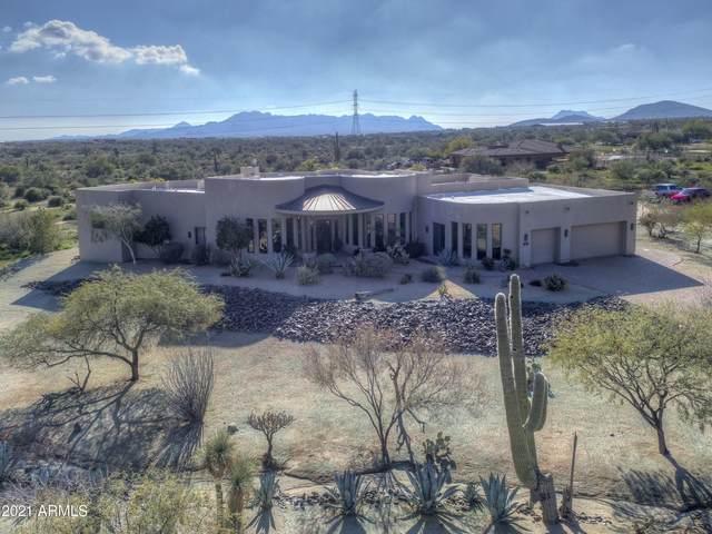 14031 E Ranch Road, Scottsdale, AZ 85262 (MLS #6184597) :: My Home Group