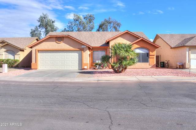 2221 N Jackson Place, Chandler, AZ 85225 (MLS #6184599) :: The W Group