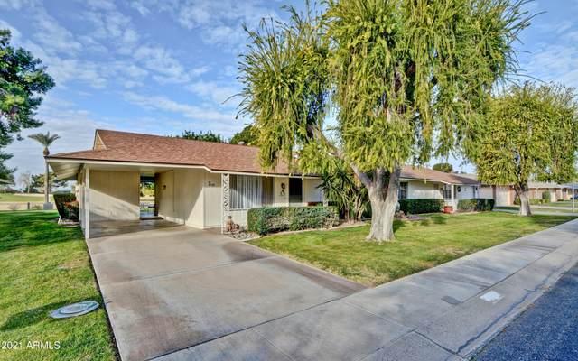18218 N 99TH Drive, Sun City, AZ 85373 (MLS #6184620) :: neXGen Real Estate