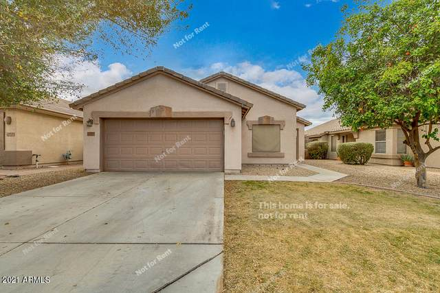10909 E Wier Avenue, Mesa, AZ 85208 (MLS #6184631) :: CANAM Realty Group