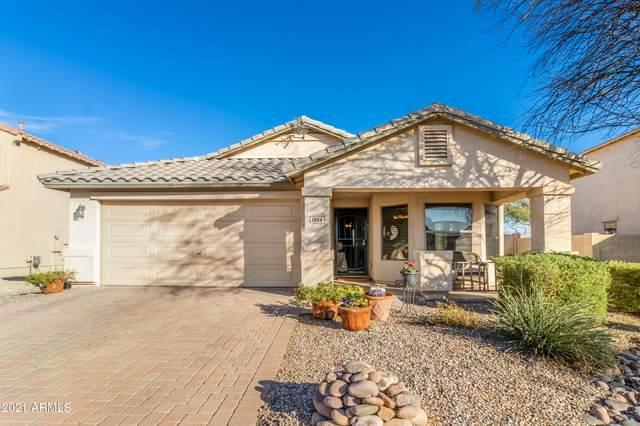 1964 N Renford Lane, Casa Grande, AZ 85122 (MLS #6184641) :: Keller Williams Realty Phoenix