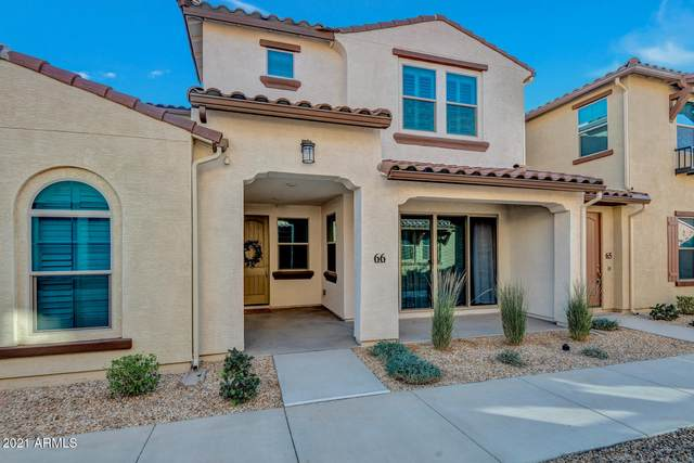 3855 S Mcqueen Road #66, Chandler, AZ 85286 (MLS #6184646) :: CANAM Realty Group