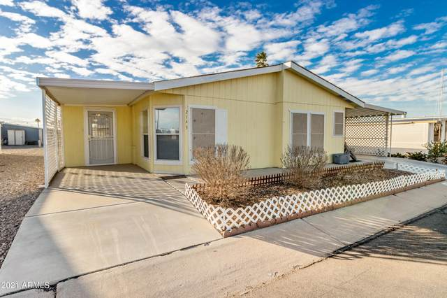 2100 N Trekell Road #152, Casa Grande, AZ 85122 (MLS #6184653) :: The Daniel Montez Real Estate Group