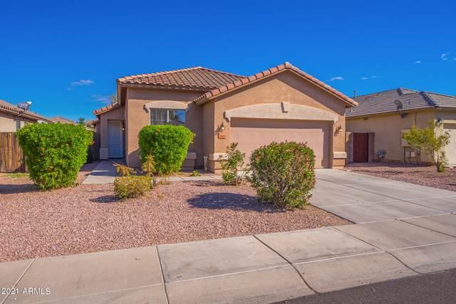 7909 S 73RD Lane, Laveen, AZ 85339 (MLS #6184664) :: neXGen Real Estate