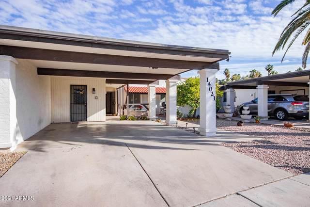 14021 N 30TH Drive, Phoenix, AZ 85053 (MLS #6184667) :: The Laughton Team