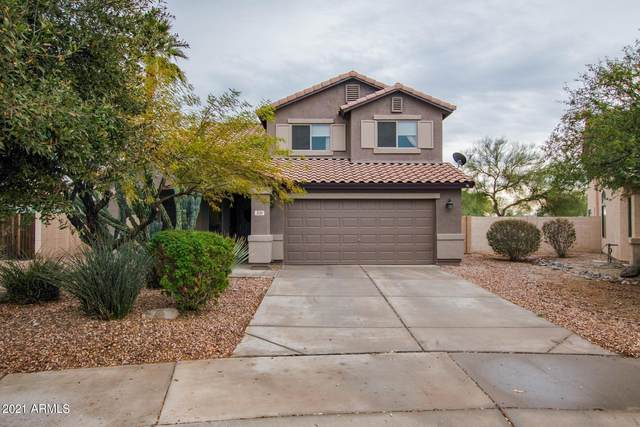 331 N 167TH Drive, Goodyear, AZ 85338 (MLS #6184683) :: The Everest Team at eXp Realty