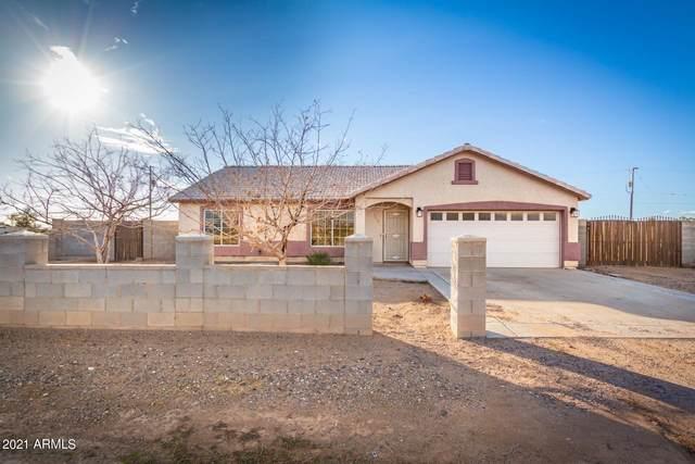 3750 N Zapotec Avenue, Eloy, AZ 85131 (MLS #6184719) :: Service First Realty