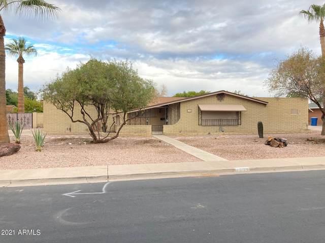 1736 E Greenway Street, Mesa, AZ 85203 (MLS #6184745) :: Kepple Real Estate Group
