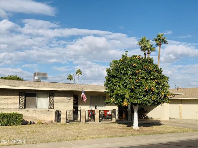 10714 W Venturi Drive, Sun City, AZ 85351 (MLS #6184783) :: Scott Gaertner Group