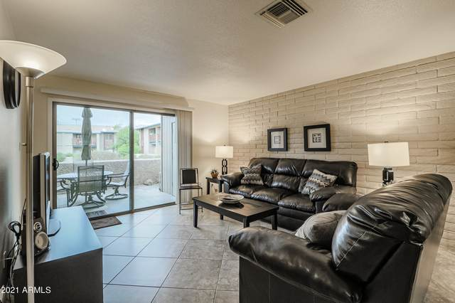 4354 N 82ND Street #115, Scottsdale, AZ 85251 (MLS #6184792) :: The Copa Team | The Maricopa Real Estate Company