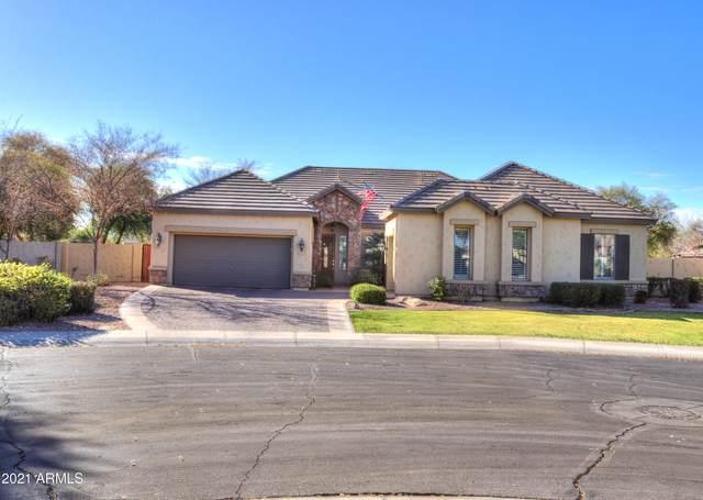 2381 E Everglade Court, Chandler, AZ 85249 (MLS #6184815) :: Keller Williams Realty Phoenix