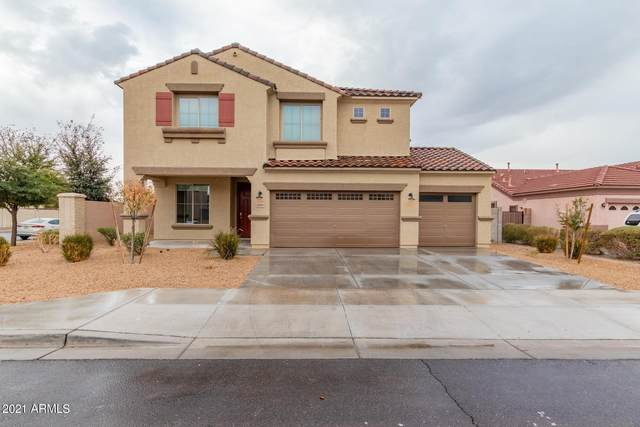 12169 W Pioneer Street, Tolleson, AZ 85353 (MLS #6184819) :: Conway Real Estate