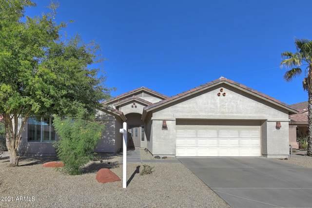 2446 E Firerock Drive, Casa Grande, AZ 85194 (MLS #6184821) :: Keller Williams Realty Phoenix