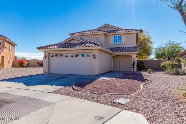 22323 W Devin Drive, Buckeye, AZ 85326 (MLS #6184826) :: Executive Realty Advisors