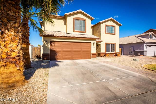 45560 W Long Way, Maricopa, AZ 85139 (MLS #6184828) :: Budwig Team | Realty ONE Group