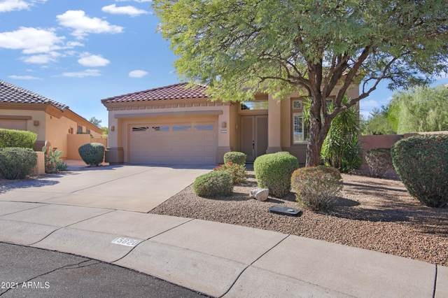 15620 E Yucca Drive, Fountain Hills, AZ 85268 (MLS #6184845) :: The W Group