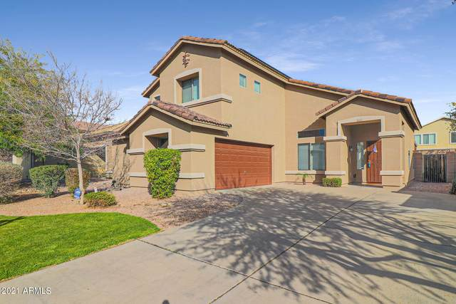 6119 N 135TH Drive, Litchfield Park, AZ 85340 (MLS #6184846) :: Long Realty West Valley