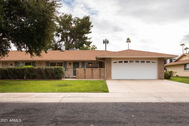 10207 W Royal Oak Road, Sun City, AZ 85351 (MLS #6184847) :: Executive Realty Advisors