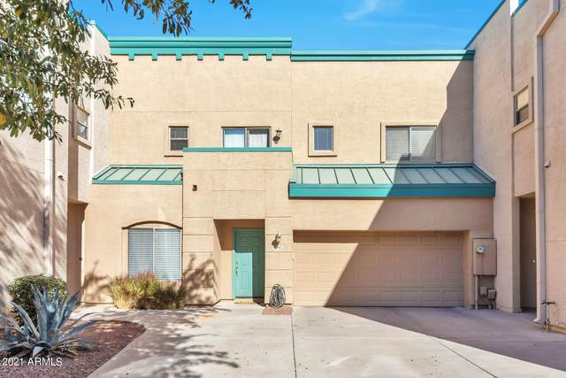 1015 S Val Vista Drive #97, Mesa, AZ 85204 (MLS #6184848) :: Kepple Real Estate Group