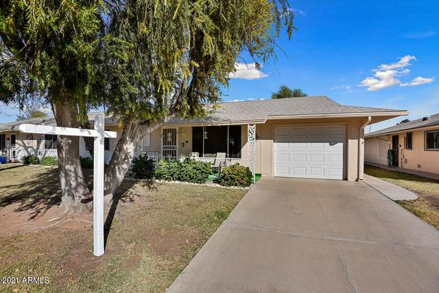 18017 N 99TH Drive, Sun City, AZ 85373 (MLS #6184855) :: Executive Realty Advisors