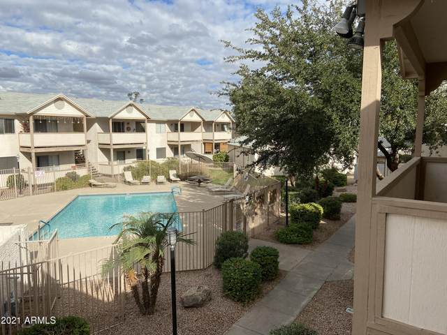 616 S Hardy Drive #241, Tempe, AZ 85281 (MLS #6184866) :: CANAM Realty Group