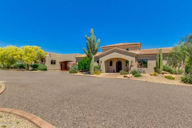 14016 E Milton Court, Scottsdale, AZ 85262 (MLS #6184868) :: Yost Realty Group at RE/MAX Casa Grande