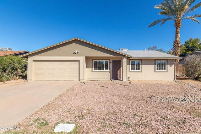 1024 W Tulane Drive, Tempe, AZ 85283 (MLS #6184875) :: Devor Real Estate Associates