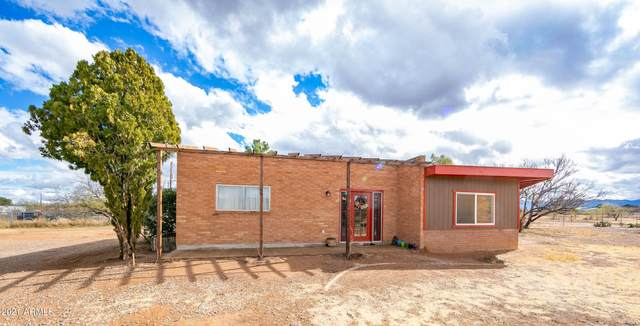2544 N Calle Quarto, Huachuca City, AZ 85616 (MLS #6184877) :: The Property Partners at eXp Realty