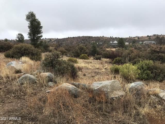 17954 S Pinon Lane, Peeples Valley, AZ 86332 (MLS #6184882) :: Executive Realty Advisors