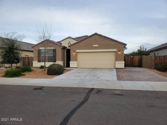 13648 W Desert Moon Way, Peoria, AZ 85383 (MLS #6184885) :: The Ellens Team
