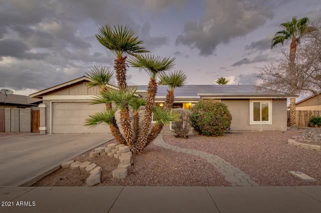 508 W Caroline Lane, Chandler, AZ 85225 (MLS #6184891) :: Keller Williams Realty Phoenix