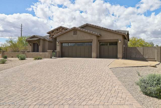 26602 N Aguila Road, Rio Verde, AZ 85263 (MLS #6184897) :: Executive Realty Advisors