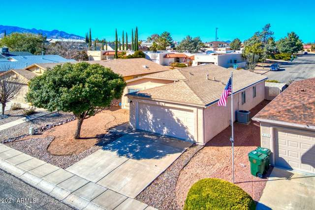 4541 Territorial Loop, Sierra Vista, AZ 85635 (MLS #6184900) :: The Property Partners at eXp Realty