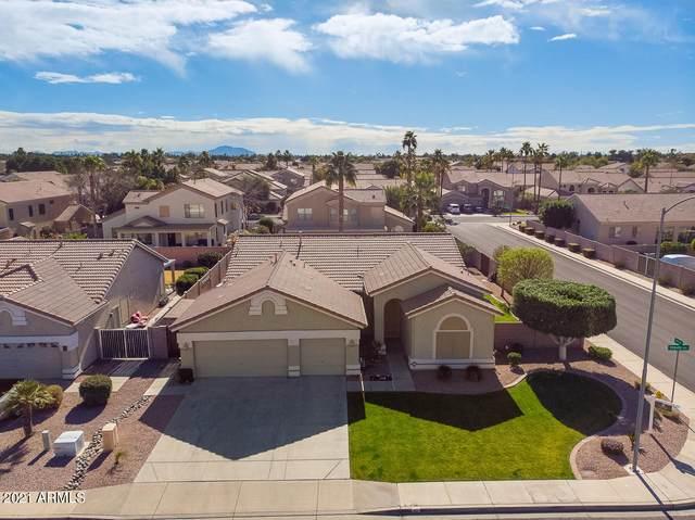 3305 E Impala Avenue, Mesa, AZ 85204 (MLS #6184909) :: Budwig Team | Realty ONE Group