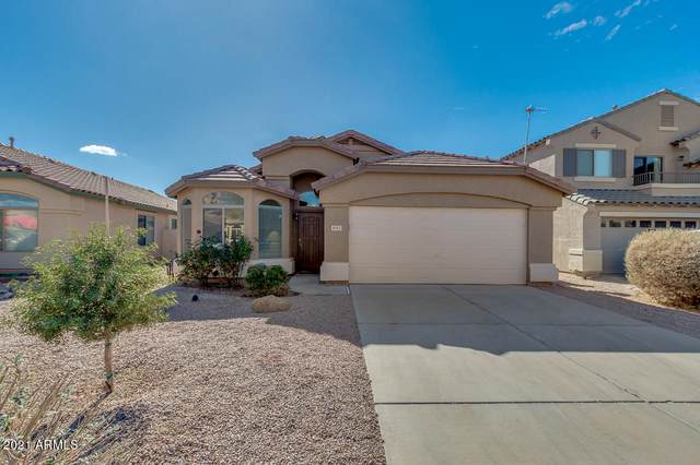 4153 E Coal Street, San Tan Valley, AZ 85143 (MLS #6184932) :: The Kurek Group