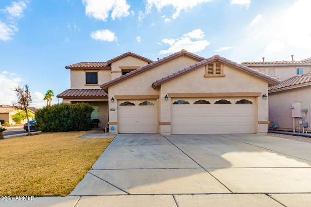 12807 W Fairmount Avenue, Avondale, AZ 85392 (MLS #6184935) :: Conway Real Estate