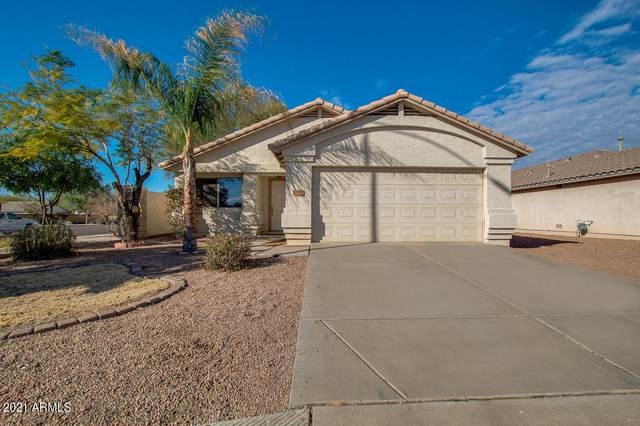 2762 S Compton, Mesa, AZ 85209 (MLS #6184937) :: Conway Real Estate